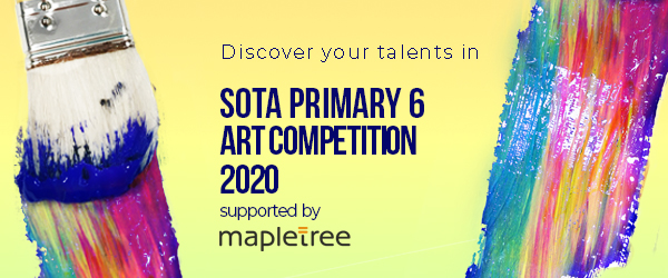 SOTA Primary 6 Creative Writing Competition 2020